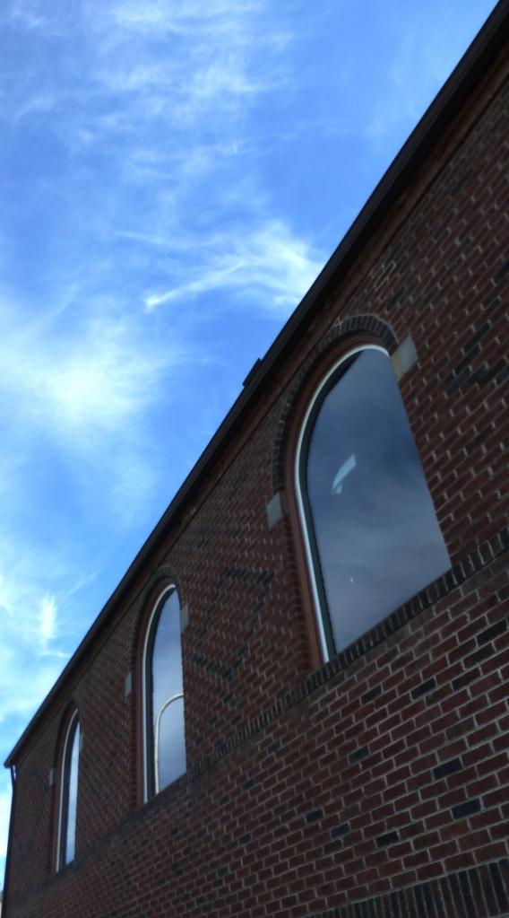 Vacant church, Centralia, WA