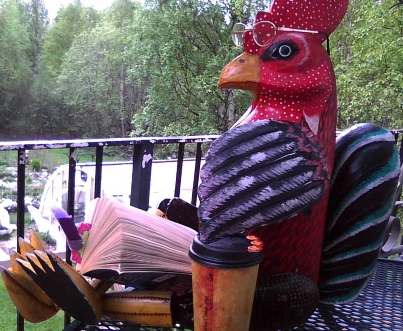 READING rooster alaska