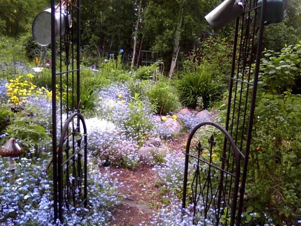 garden, Alaska