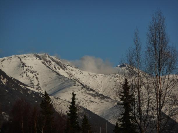 Eagle River, Alaska  PHALL PHOTO 2014