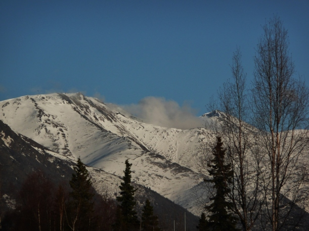 Eagle River, Alaska  PHALL PHOTO 2014